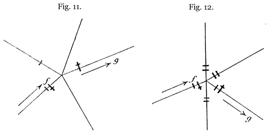 Trémaux's algorithm: third and fourth diagrams