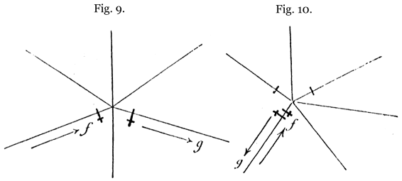 Trémaux's algorithm: first and second diagrams